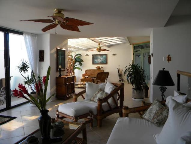 5 Star Luxury Oceanfront Condo - Princeville - Apartment