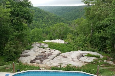Mountain Paradise #1 Chattanooga TN - Hus