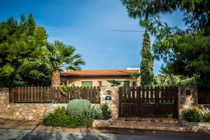 Athens Riviera Beach Villa Sounion - Sounio - Casa