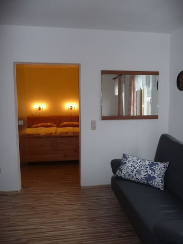 Niedliches Appartement