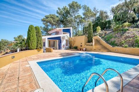 Exclusive Llafranc Villa, Spain