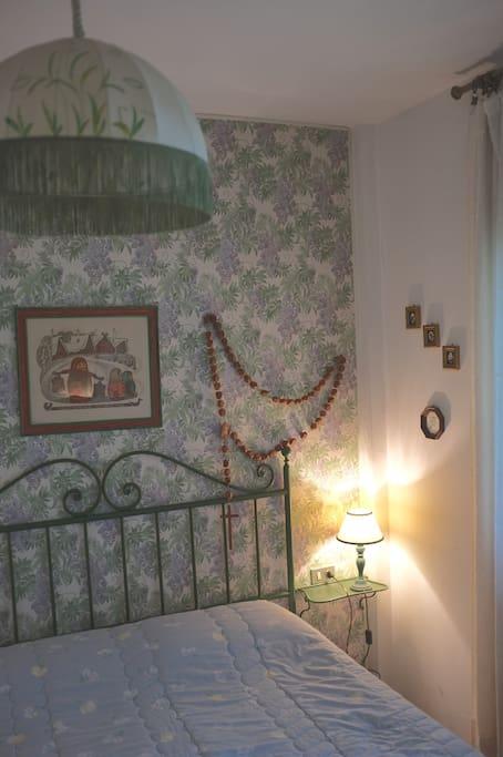 Camera Verde / Green Bedroom