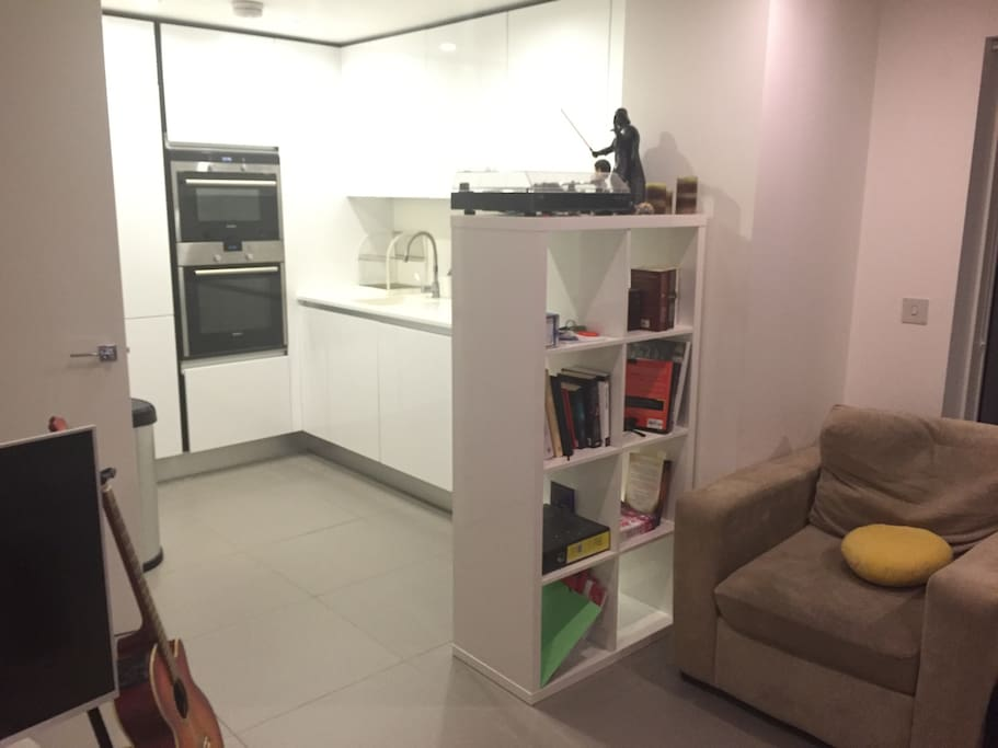 The kitchen - Library