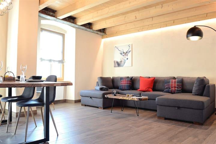 Apartment El Molin  - Alpe Cermis Dolomites