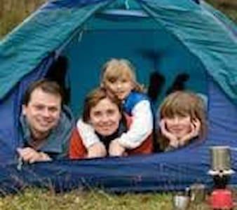 PRANZO CENA E PERNOTTO IN TENDA - GENAZZANO - Tent
