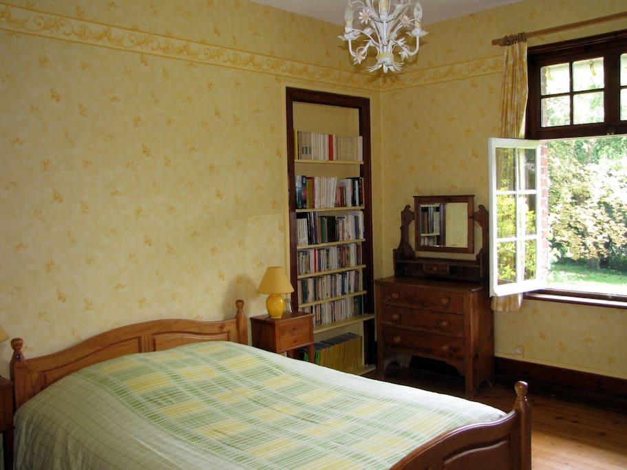Chambre avec suite