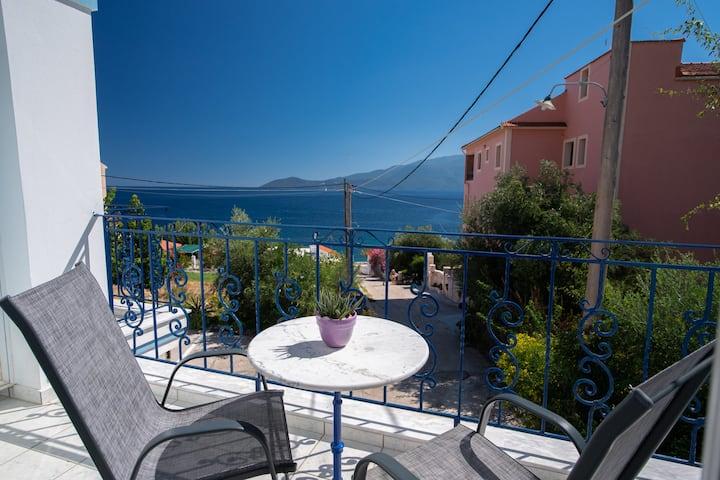Sea view studio - Myrto Apartments No3