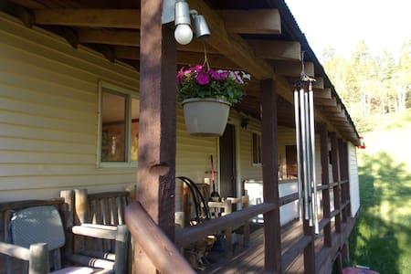Welder Ranch cabin on the White - Meeker - Cottage