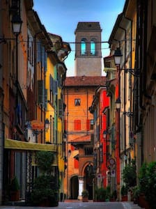 Nest in the heart of old Piacenza - Piacenza - Wohnung