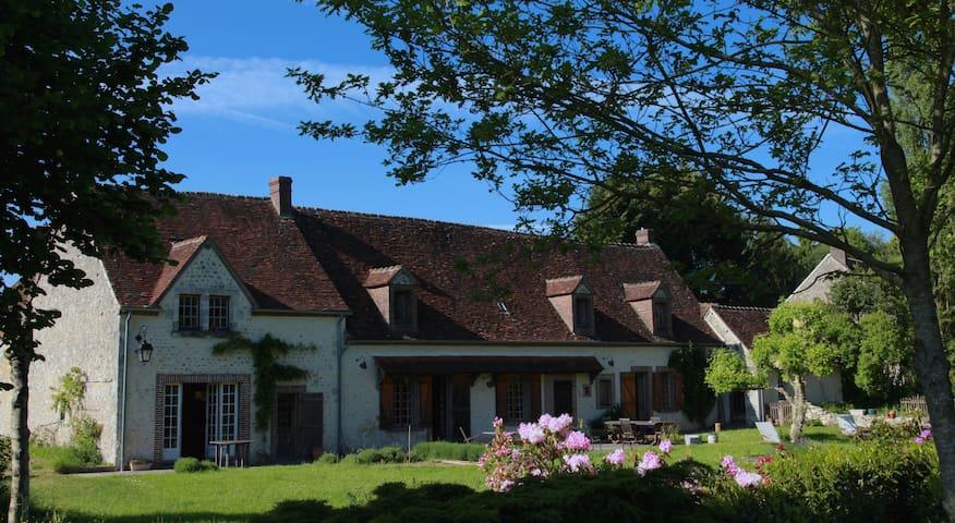 1 Chambre d'hôte dans le Perche - Condeau - Casa