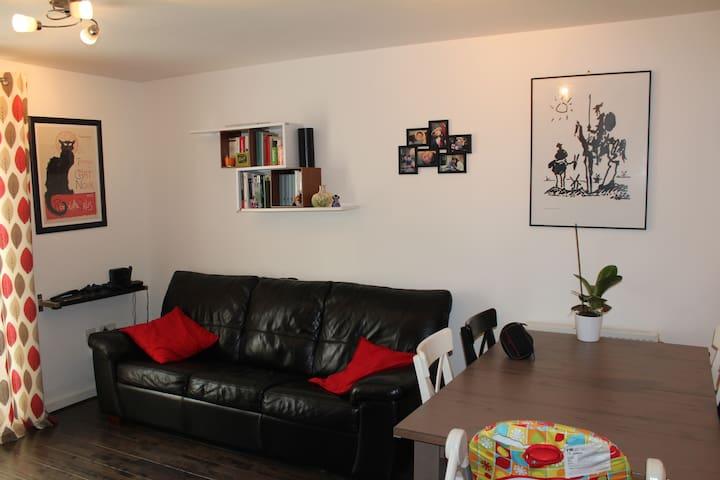 Family flat near Osterley Park - London - Leilighet