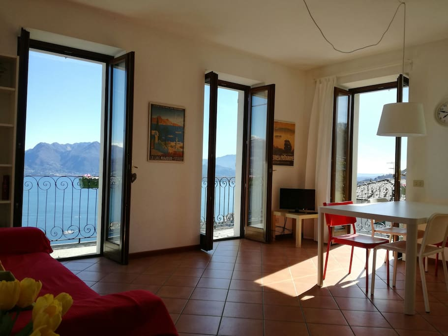 Una finestra 2 a stresa sul lago maggiore appartamenti - Una finestra sul lago ...