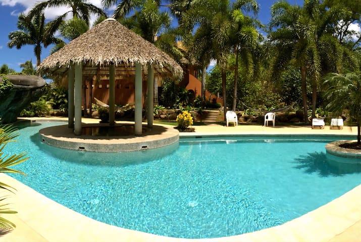 Cozy condo just off the beach VLV08 - Playa Junquillal - Villa