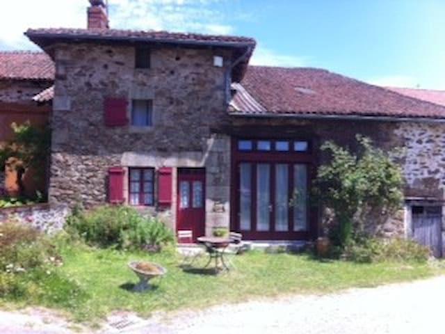Charmante petite maison à qq km de Limoges - Saint-Yrieix-Sous-Aixe - House