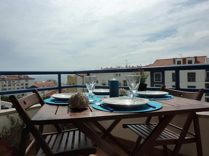 Apartamento acolhedor na ERICEIRA