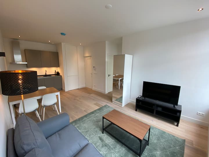 Fully equipped long stay apartment