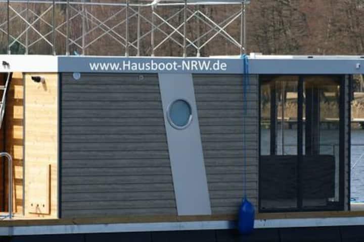 Hausboot-NRW der moderne Hausbooturlaub