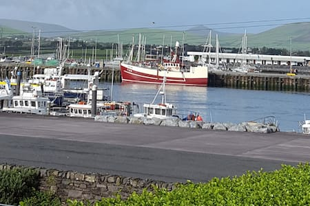 Harbour View DingleTown Centre with Parking