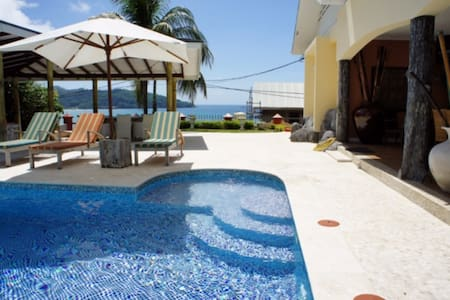 Private Pool Villa with sea View