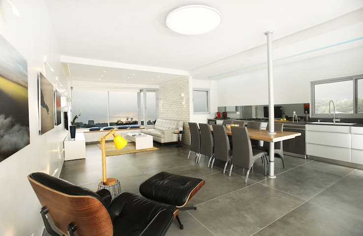 Sweet home - Modern design - Haifa - Pis