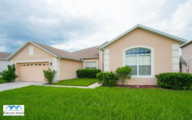 Executive 4 bedroom in Kissimmee - Kissimmee - Hús