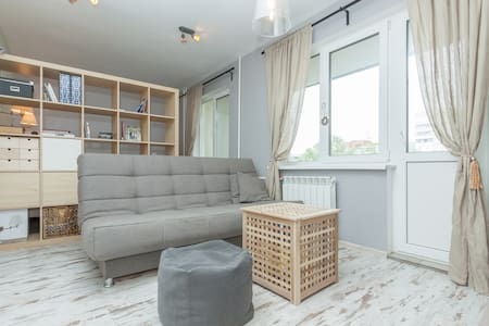 Quiet and cozy apartment in Eka - Yekaterinburg