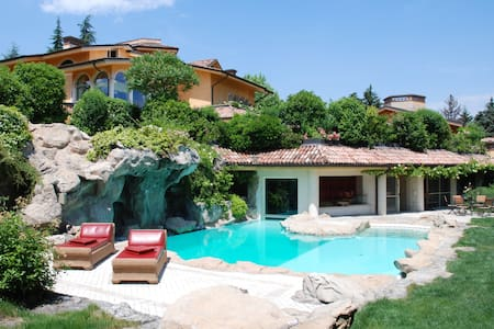 Expo gateway with pools and Jacuzzi - Piacenza - Vila
