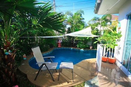 Luxury villa with private pool - Bang Sare