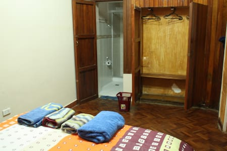 Spacious apt in Sucre City Town - Sucre - Appartement
