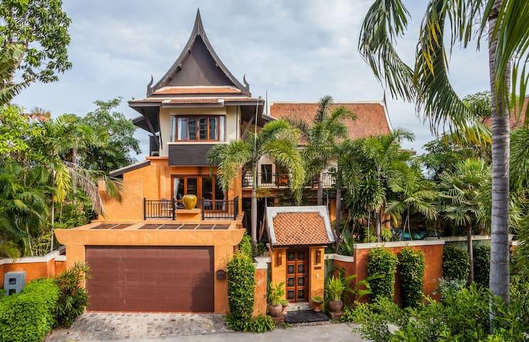 Dasiri Dharawadi Residence - Muang Pattaya - Villa