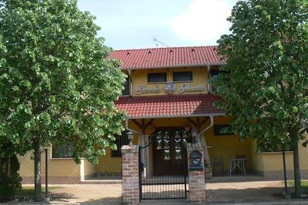 Cserke Panzió Apartmanház - Cserkeszőlő
