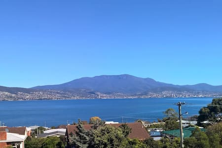 Stunning views of Hobart City - Хаура