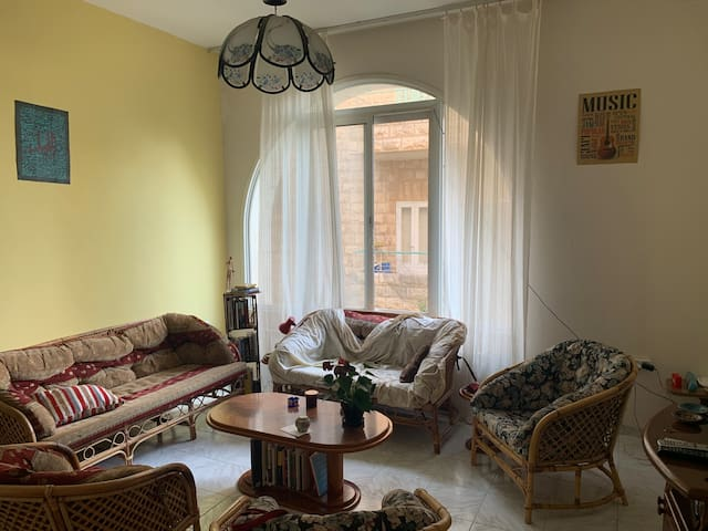 Ein Musbah Apartment Oasis