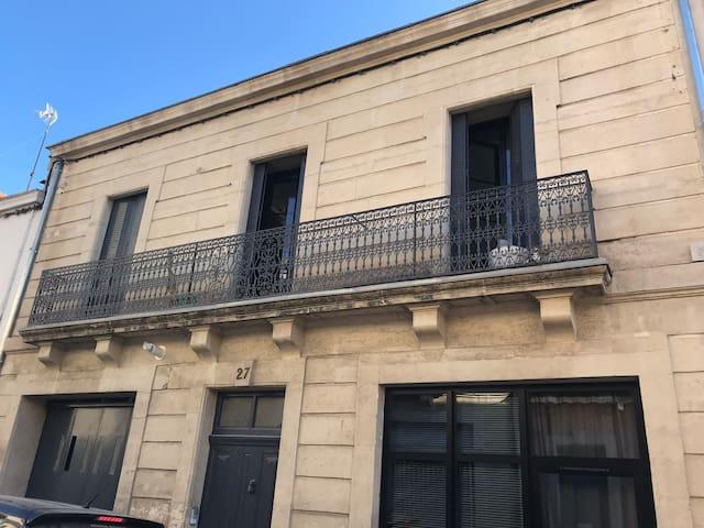 «La suite Atelier»Loft independant climatisé