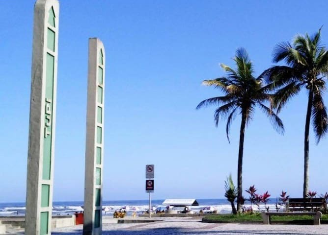 * Simples, barata e aconchegante, 15min da praia!