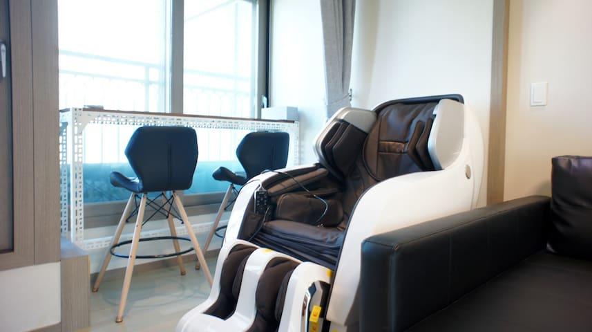 Electric massage chairs(电动按摩座)전동안마의자