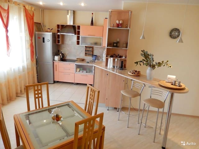 Квартира класса-комфорт 130 метров - Tolyatti - Apartment