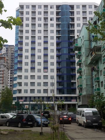 3 room apartment in Batumi - Rustavi - Reihenhaus