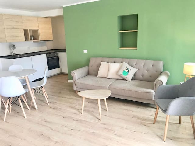 Finely Designed Apartment in the center of Roana!