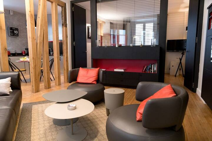 Modern Champs Elysees One Bedroom - Paříž