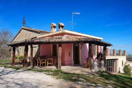 Historical Cottage Sant'Apollinare - Mondaino - House