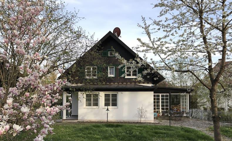 Herrsching am Ammersee - Ferienhaus bis 6 Personen
