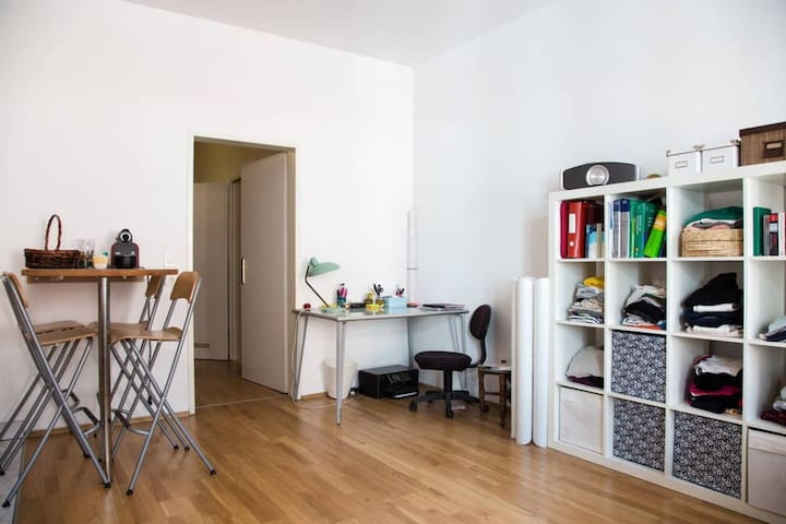 Stylish and Cosy Studio near Mariahilferstraße - Vienna - Leilighet