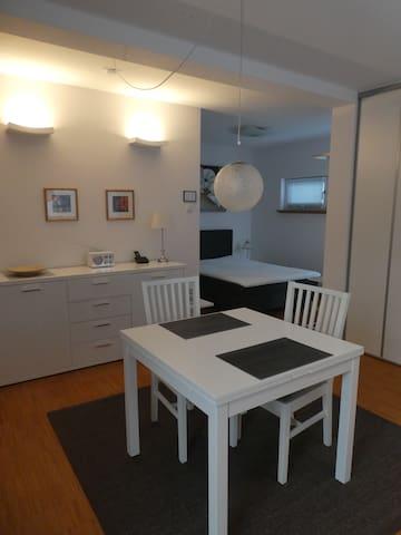 Modernes Apartment Schönbach
