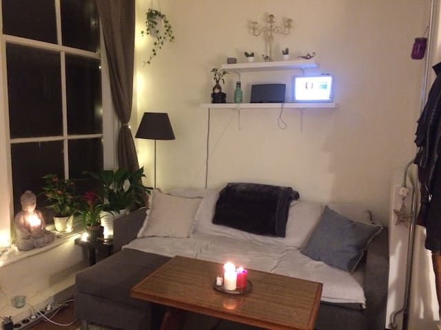 Cosy studio in the city center - Groningen - Apartamento