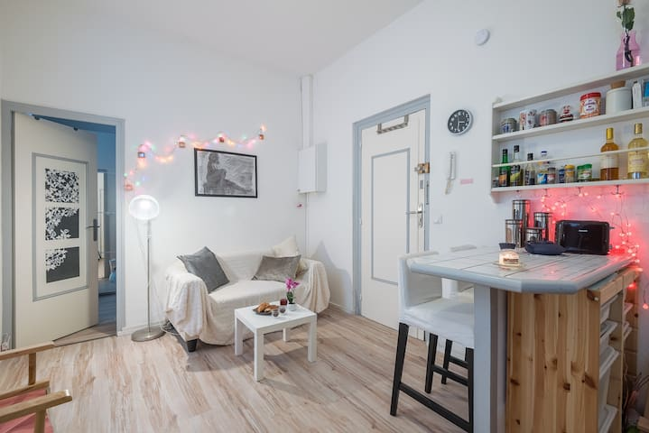 Cozy Hideaway in City Center near Gambetta