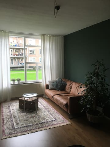 Private appartment in city centre Rotterdam