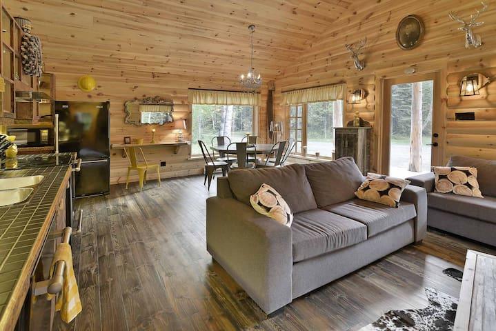 Cabin Woody - Chalets de Môh
