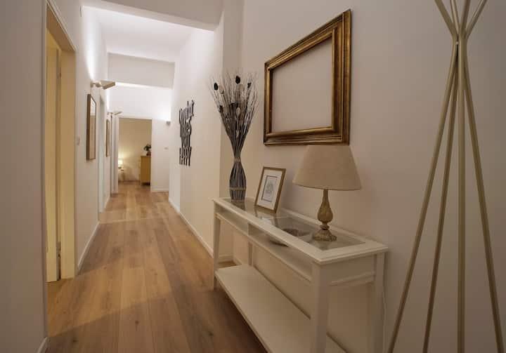 Appartamento ampio e luminoso SELF CHECK-IN