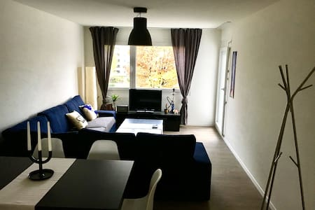 Modern attic 15 mins from HB 4-6 guests - Zurych - Apartament